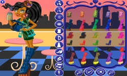Monster High Coffin Bean Robecca Steam screenshot 4/4
