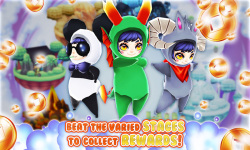 Kosunin: Costume Ninja Dash screenshot 1/5