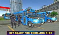 Police Bus Chase Adventure screenshot 1/4