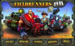 Fieldrunners HD special screenshot 4/6