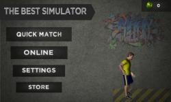 Street soccer online 2016 screenshot 1/5