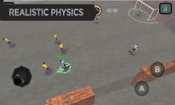 Street soccer online 2016 screenshot 2/5