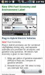MPG Fuel Economy screenshot 4/4