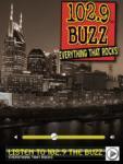 Nashville Rock Radio 102.9 The Buzz (WBUZ) - Everything That Rocks screenshot 1/1