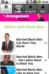 Affairs With REAL Black Men screenshot 2/4