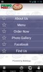Primo Pizza Express screenshot 1/3