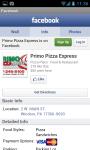 Primo Pizza Express screenshot 2/3