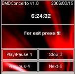 BMDConcerto V1.01 screenshot 1/1