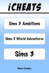 iCheats for Sims 3 Ambitions, Sims 3 World Adventures & Sims 3 (Combo Pack) screenshot 1/1