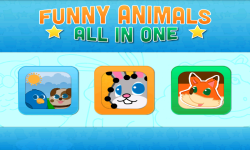 Funny Animals All in One free screenshot 5/5