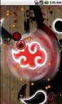 Itachi Sharingan Naruto Live Wallpaper screenshot 1/5