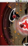 Itachi Sharingan Naruto Live Wallpaper screenshot 2/5