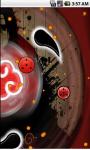 Itachi Sharingan Naruto Live Wallpaper screenshot 3/5