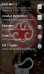 Itachi Sharingan Naruto Live Wallpaper screenshot 4/5