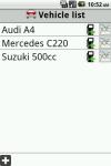 Fuel conso screenshot 3/6