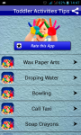 Kids Activities Toddler Tips screenshot 1/3