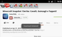 YouTube Downloader To SD screenshot 4/4