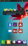 Windows 8 Next Launcher 3D Theme screenshot 2/4