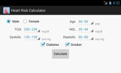 Heart Risk Calculator screenshot 4/5