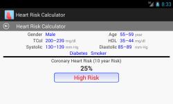 Heart Risk Calculator screenshot 5/5