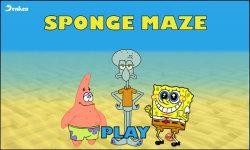 Sponge Maze screenshot 1/6