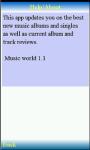 My Music world screenshot 2/4