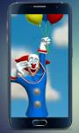 Clown Merry Live Wallpaper screenshot 4/4