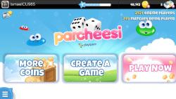 Parcheesi PlaySpace_EN screenshot 1/3