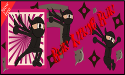 Run Ninja Run X2 screenshot 1/6