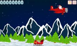 Crazy Santa Fly screenshot 3/5