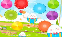 Humpty Dumpty Baby Drums - Kids Drum Set Game screenshot 2/6