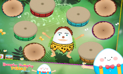 Humpty Dumpty Baby Drums - Kids Drum Set Game screenshot 3/6