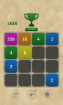 2048 puzzle extended screenshot 1/6
