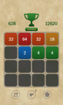 2048 puzzle extended screenshot 3/6