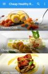 Cheap Healthy Recipes screenshot 3/6