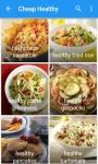 Cheap Healthy Recipes screenshot 4/6