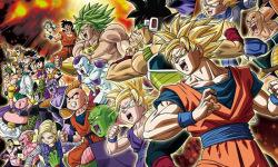 Wallpaper HD Dragon Ball screenshot 2/6