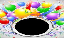 Birthday photo frame pics  screenshot 4/4