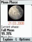 MoonPhase screenshot 1/1