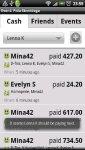 Share Event Expenses screenshot 1/1