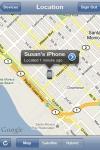 Find My iPhone screenshot 1/1