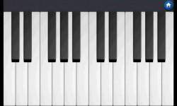 My Cool Piano screenshot 1/1
