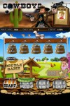 Cowboys Slots Machines screenshot 2/3