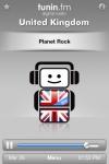 Radio United Kingdom Lite by Tunin.FM screenshot 1/1