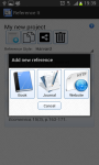 Reference Generator screenshot 2/4