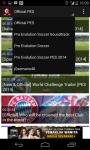 Pro Evolution Soccer Video screenshot 2/6
