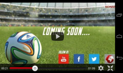 Pro Evolution Soccer Video screenshot 5/6