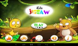 Kids Jigsaw Exo Puzzle Game screenshot 1/5