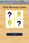 Kids Memory Card Game screenshot 1/4