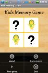 Kids Memory Card Game screenshot 2/4